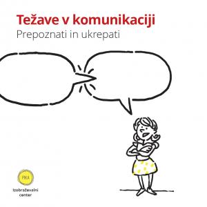 naslovnica- Tezave v komunikaciji
